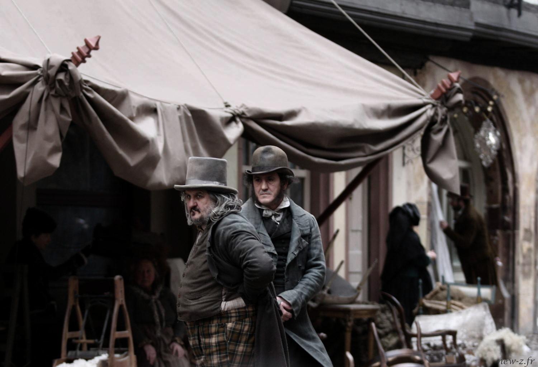 Photographe évènementiel des figurants film Sherlock Holmes à Strasbourg – AZ Photographe à Strasbourg